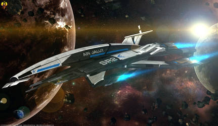 SSV Ain Jalut by Euderion