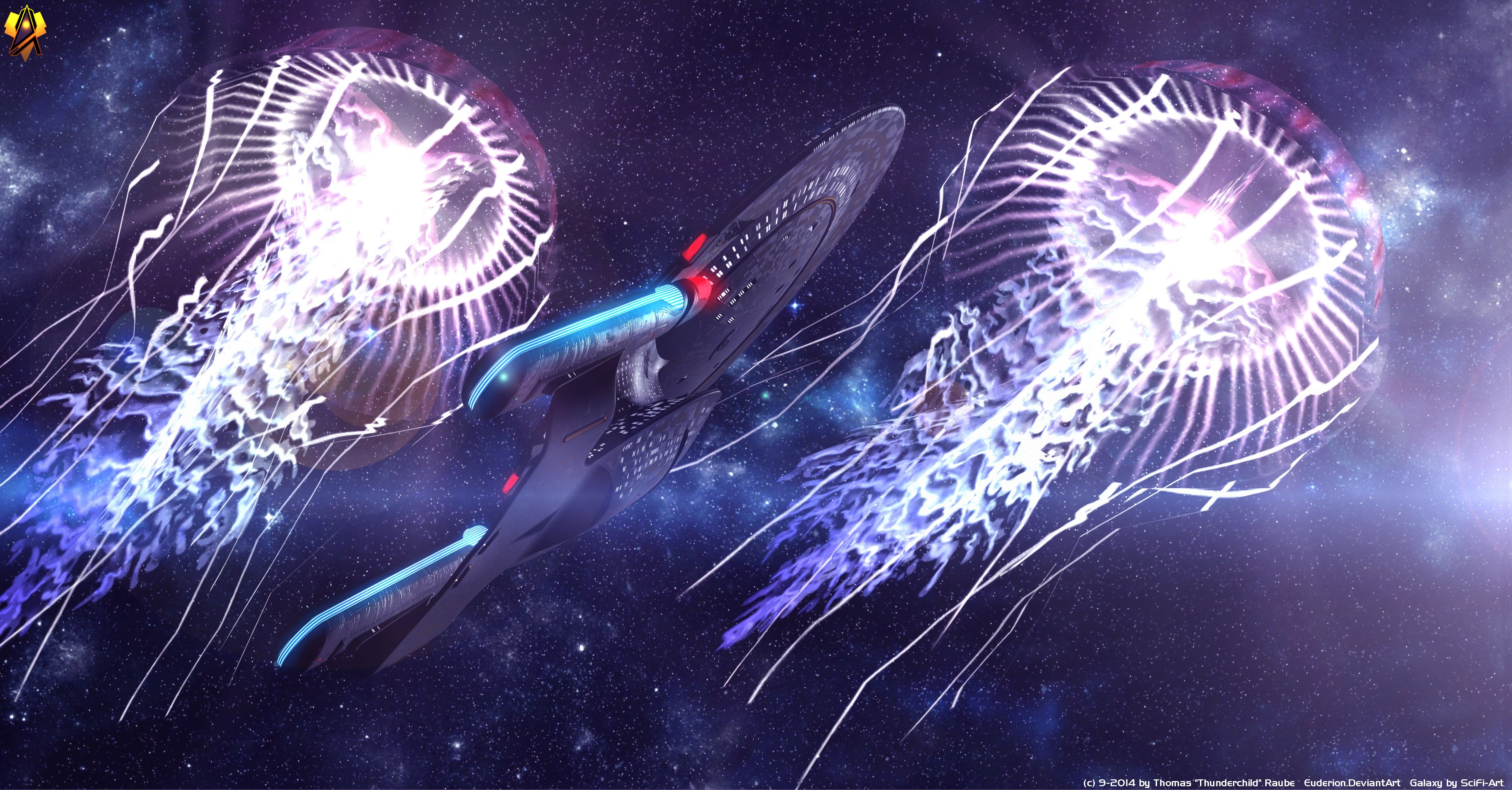 Dancing between the Stars - 27 Years Star Trek TNG