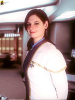 Doctor Onaris in white Dress Uniform by Euderion