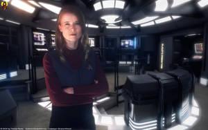 Commander of Starfleet by Euderion