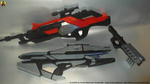 Mass Effect Guns 3