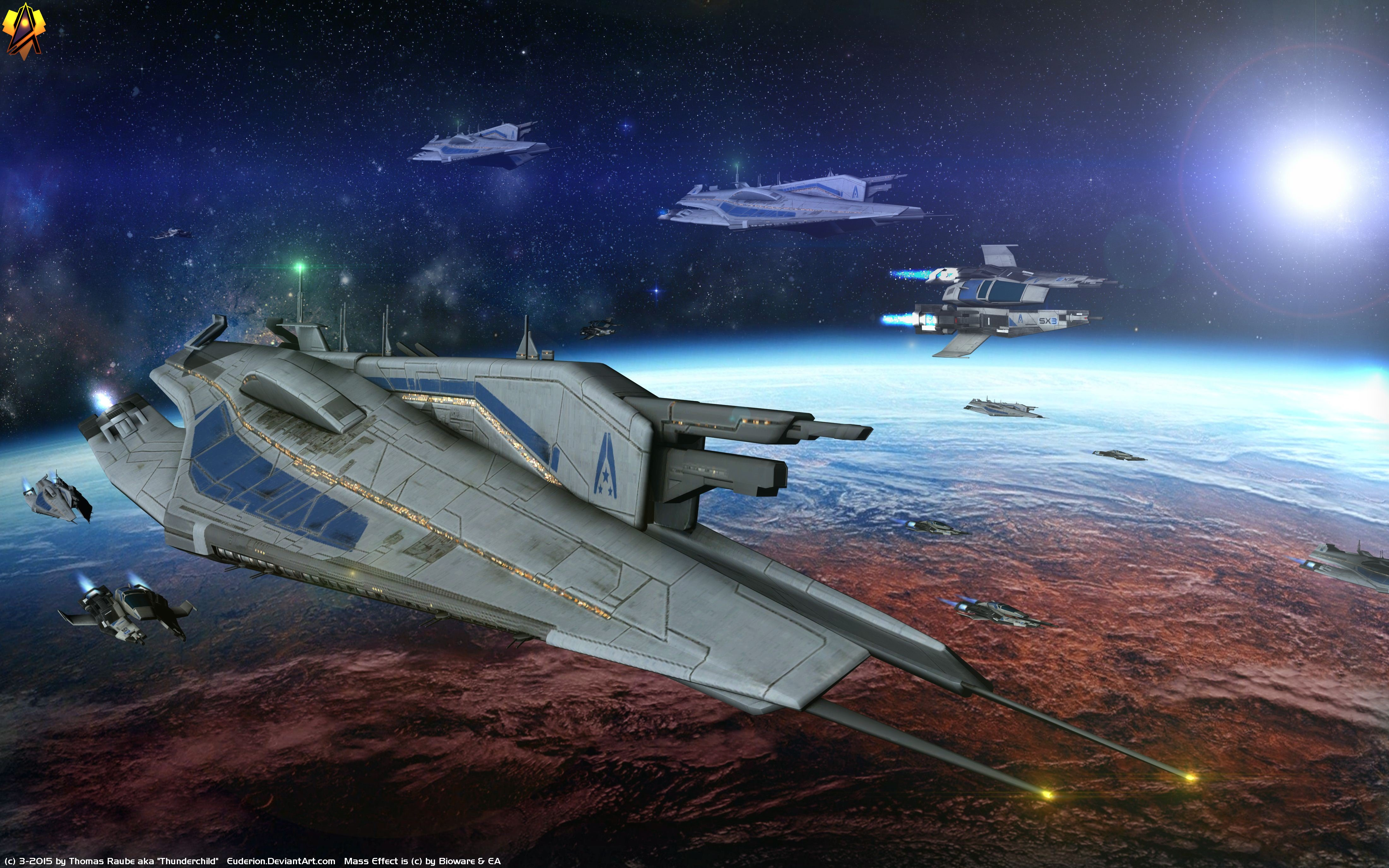 Alliance Seventh Fleet