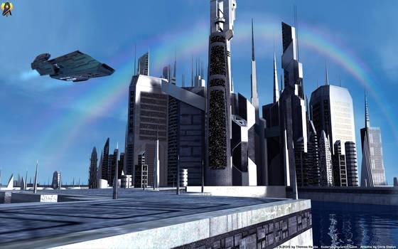 Rainbow Atlantis