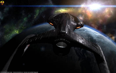 Federation Star Destroyer