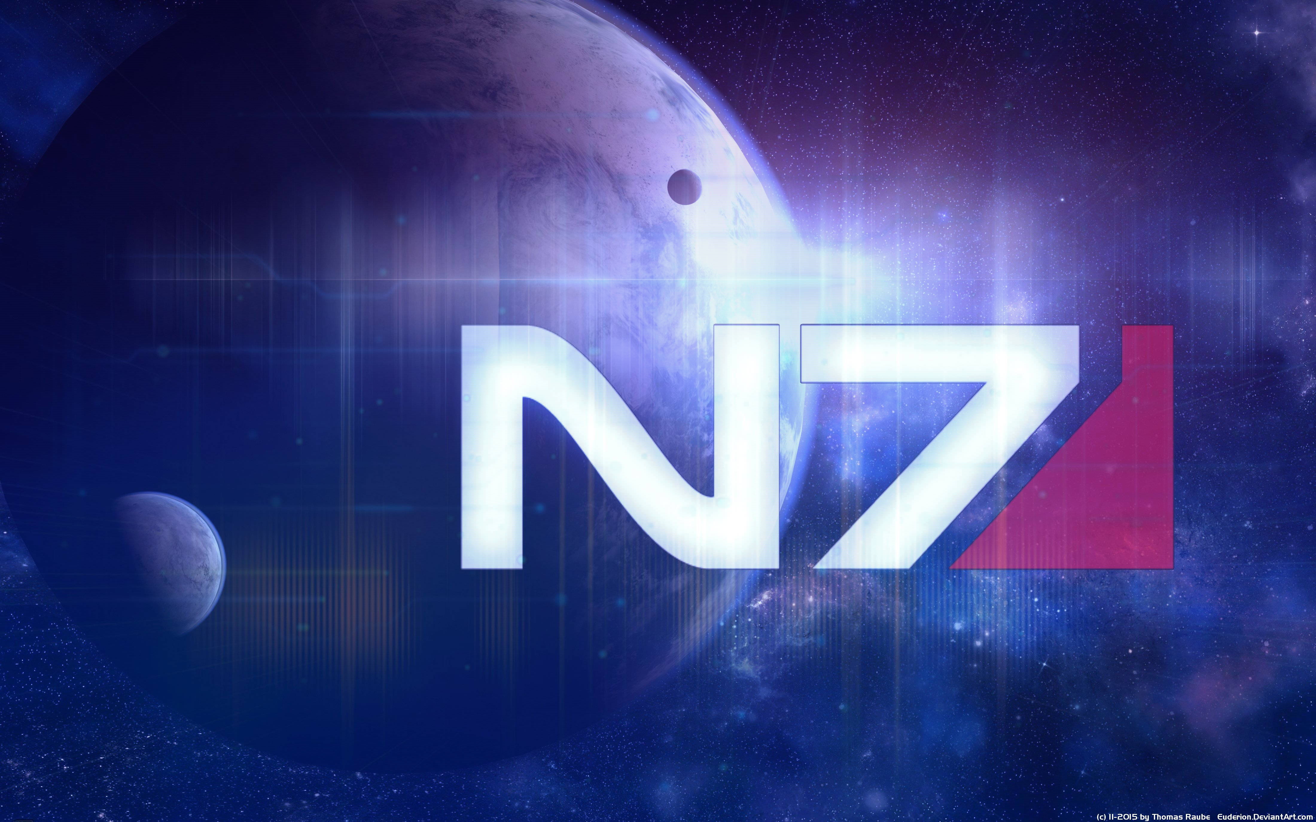 N7 Day 2015 Wallpaper by Euderion