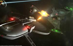 Like a Klingon Maneuver by Euderion