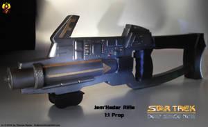 Jem Hadar Rifle (8) by Euderion