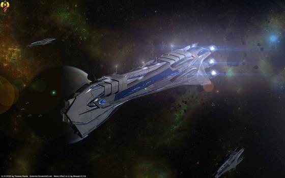 Alliance Carrier Sagan class