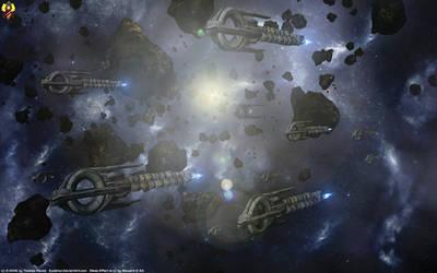 Quarian Vanguard Fleet