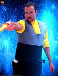 Star Trek Cosplay Security Chief