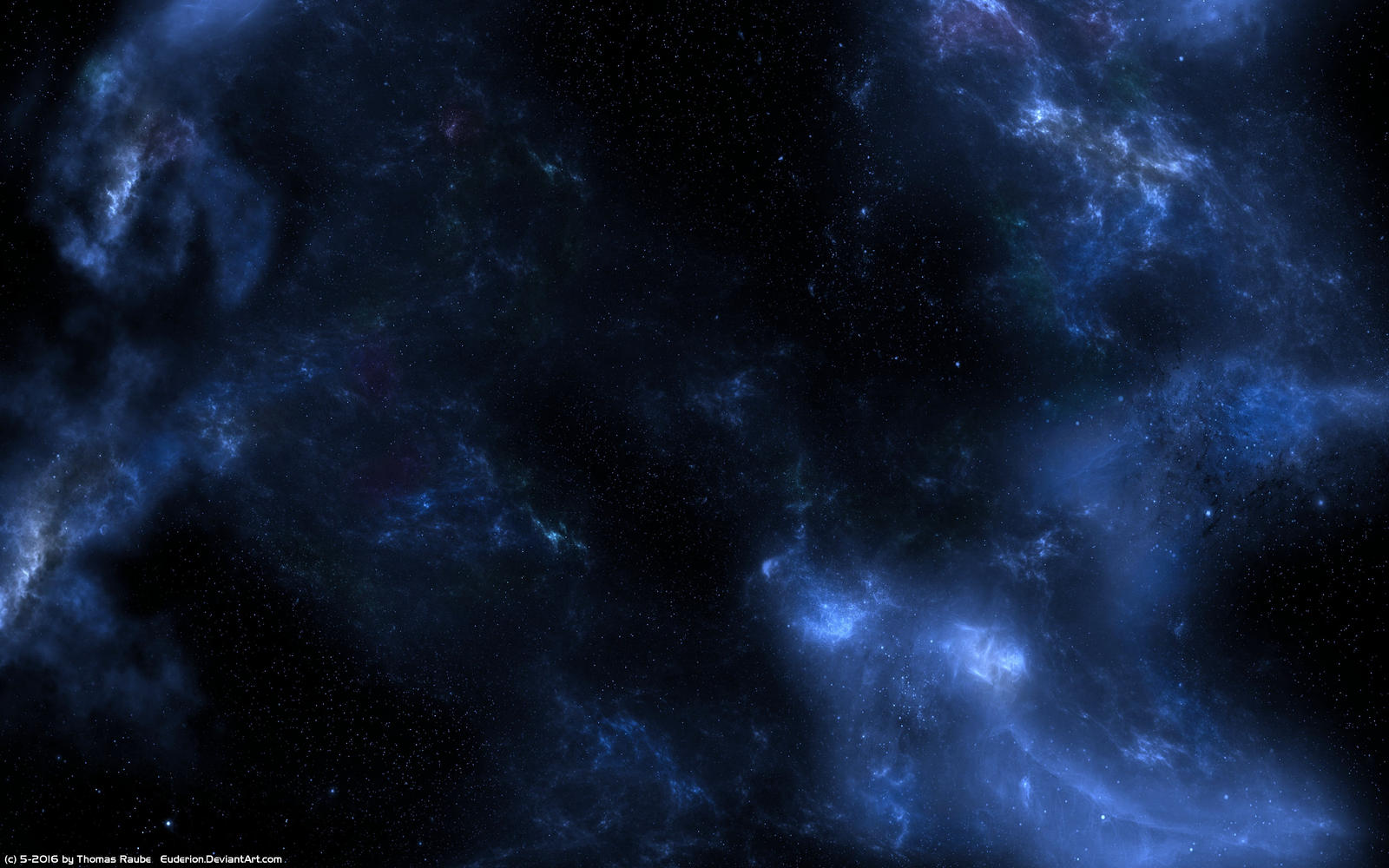 simple starfield nebulaeuderion on deviantart