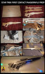 Star Trek Phaserrifle Prop Step by Step by Euderion