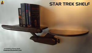 Star Trek Shelf 1