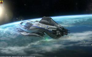 Geneva class Cruiser by Euderion