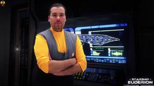 Starfleet Officer by Euderion