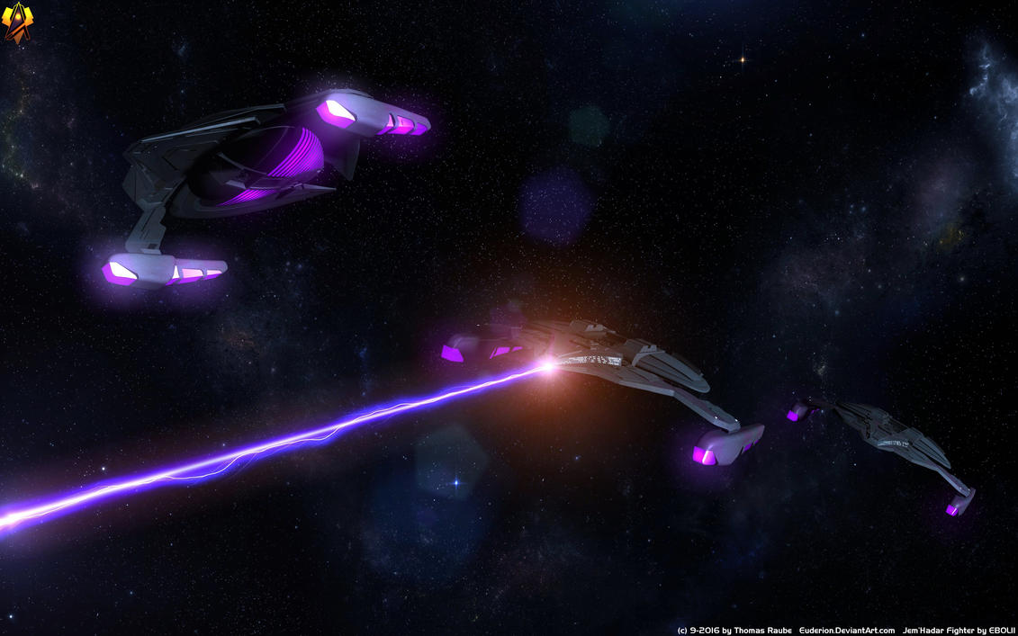 Standard Attack Squadron by Euderion
