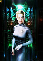A being of perfection - Seven of Nine by Euderion