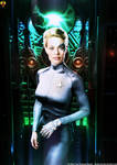 A being of perfection - Seven of Nine