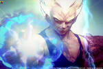 Majin Vegeta - Dragon Ball