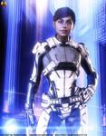 ME-Andromeda Sara Ryder by Euderion