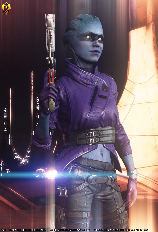 Mass Effect: Andromeda - 100% Walkthrough Part 177 [PS4