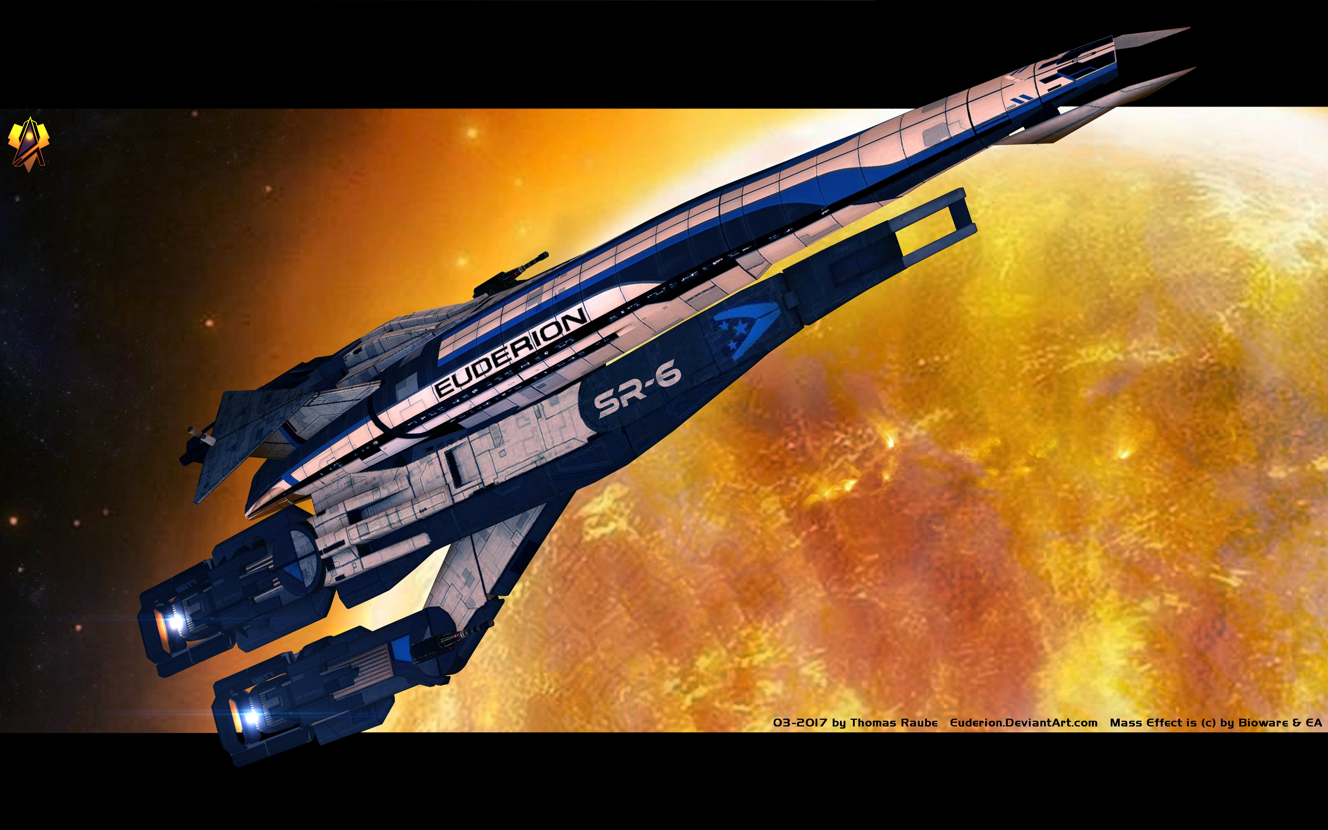 Alliance SR-6 by Euderion