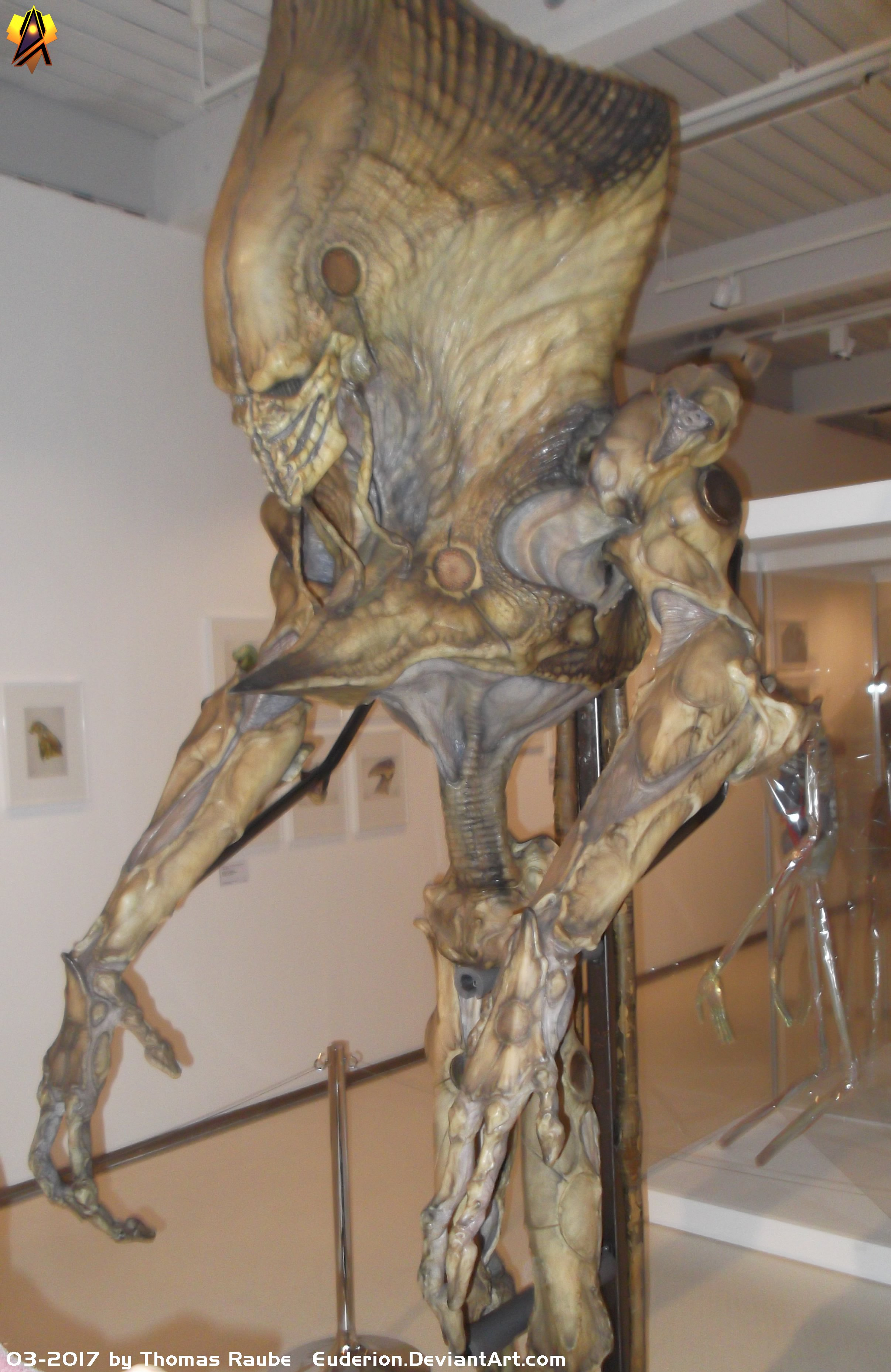 SciFi Exhibition - Independence Day Alien by Euderion on ...
