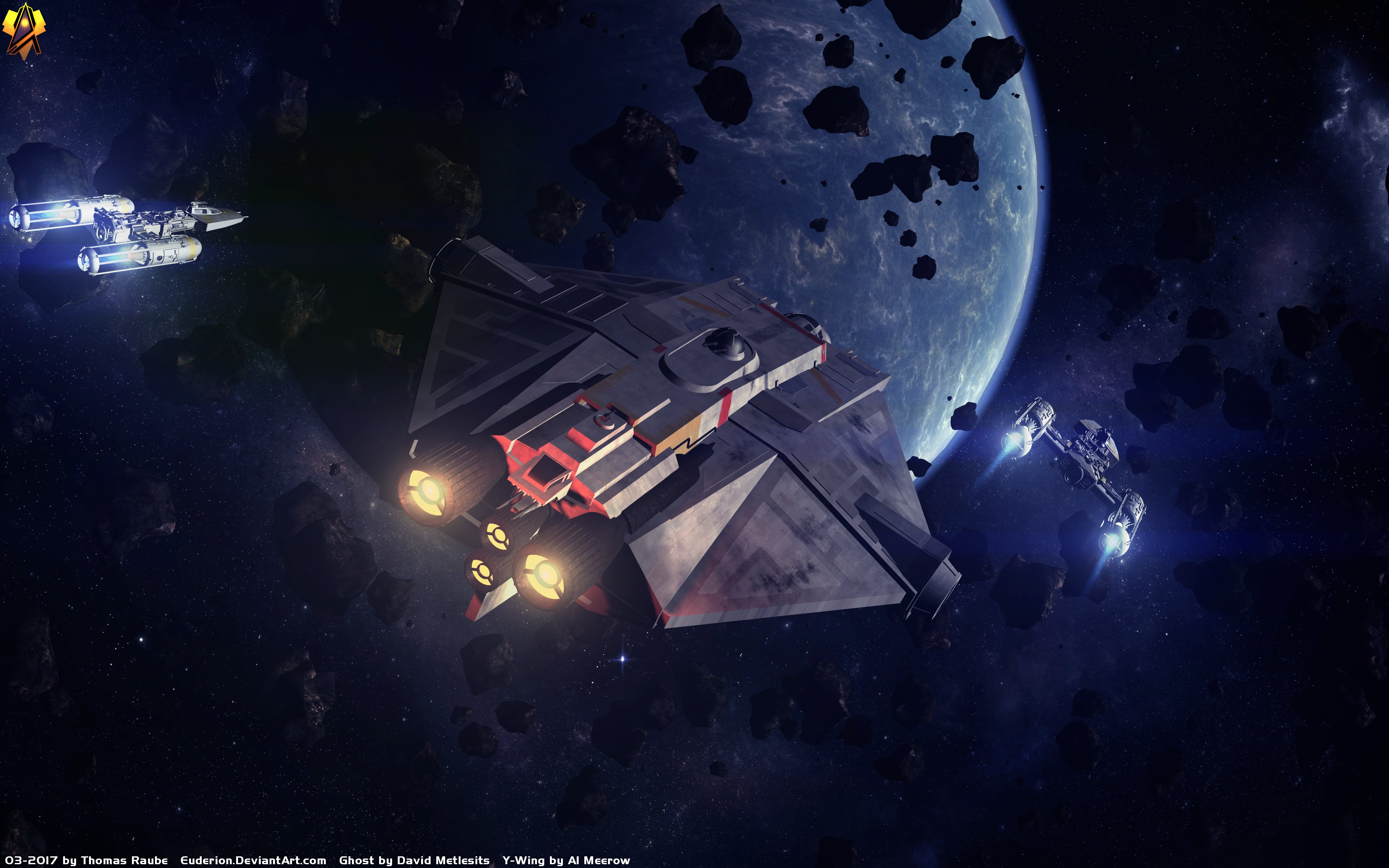 """Képtalálat a következőre: """"ghost and yt-2400 rebels"""""""