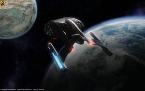 The USS Euderion by Euderion