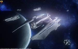 Alliance Einstein Carrier by Euderion