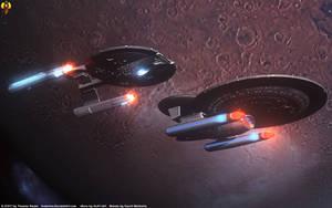 The heavier side of Starfleet by Euderion