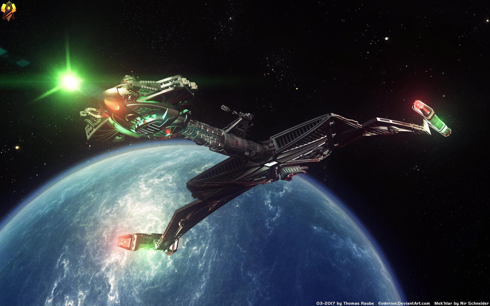 Klingon Destroyer
