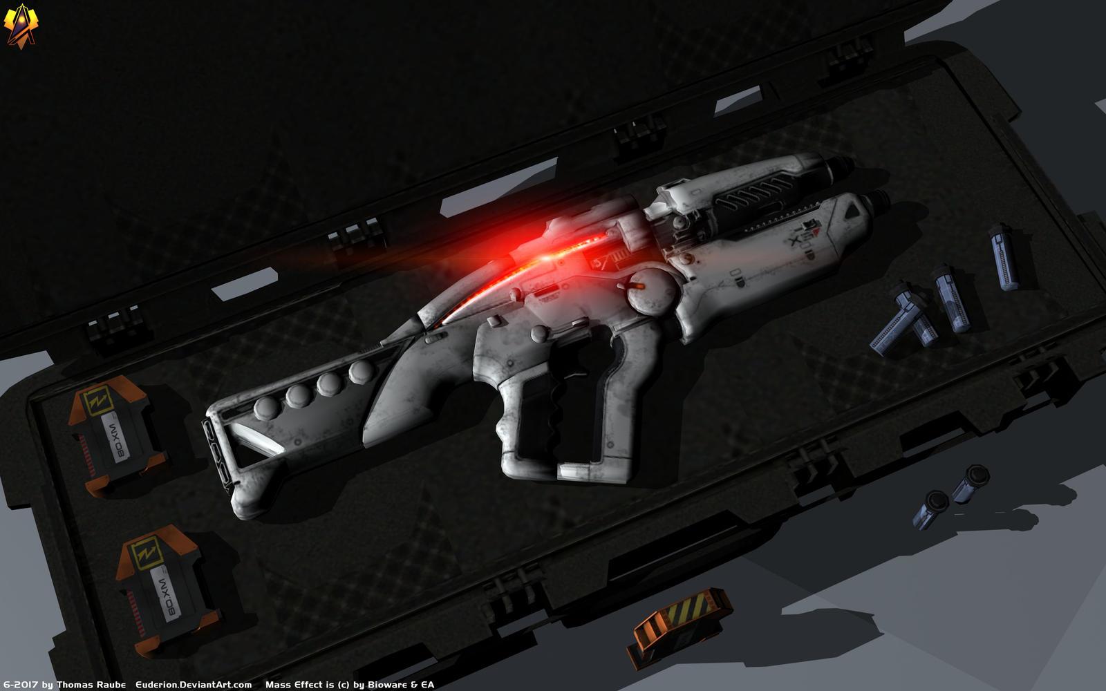 x5 ghost assault rifle