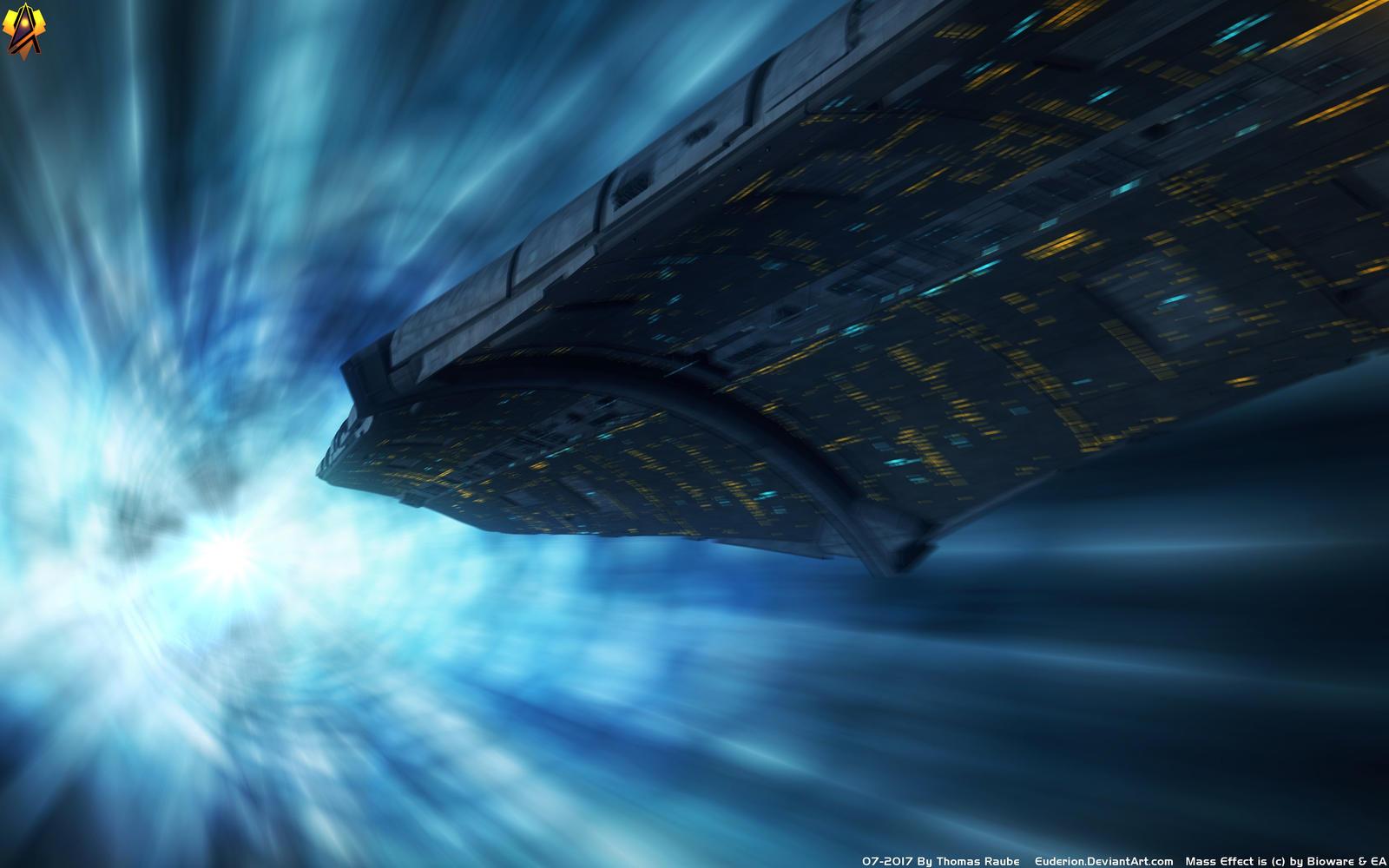 Flight of the Nexus
