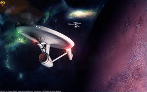 51 Years of STAR TREK by Euderion