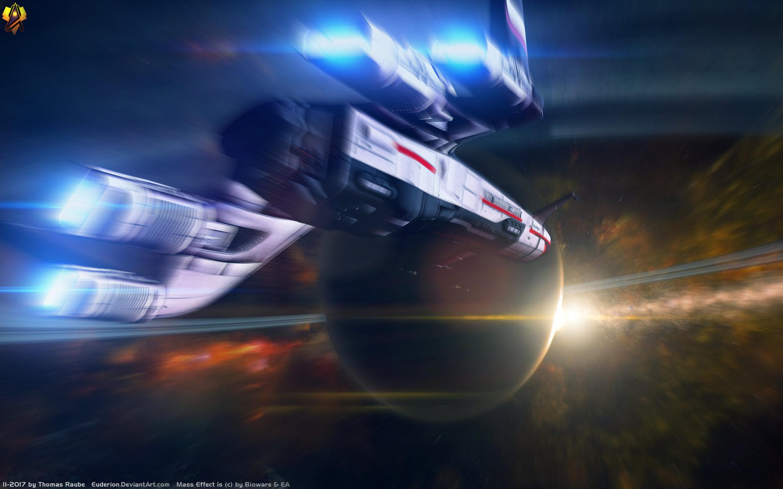Tempest - Mass Effect Andromeda N7Day