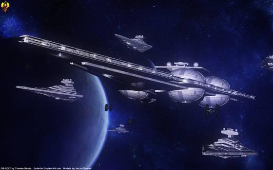 Interdictor leads the fleet