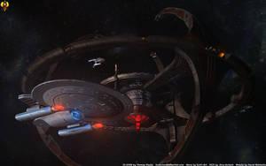 25 Years Star Trek Deep Space Nine by Euderion