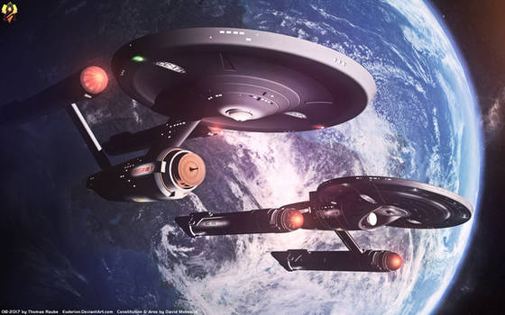 Enterprise and Ares