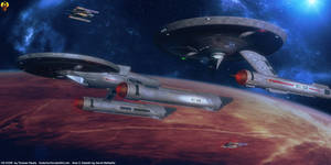 Marching to Axanar