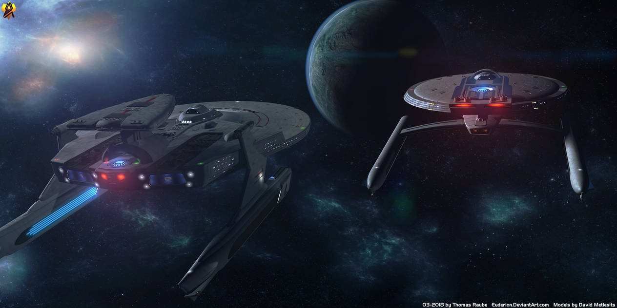 Buckners Ships by Euderion