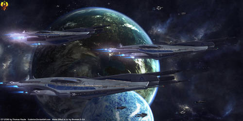 Razors - Systems Alliance Destroyers