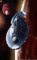 Magellan class by Euderion