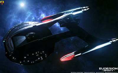 Akira class Mark 2 - Things to come by Euderion