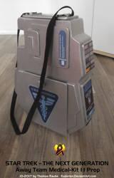 Star Trek TNG Medi-Kit Prop