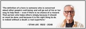 Stan Lee - Excelsior