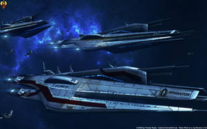 Cerberus Cruisers by Euderion