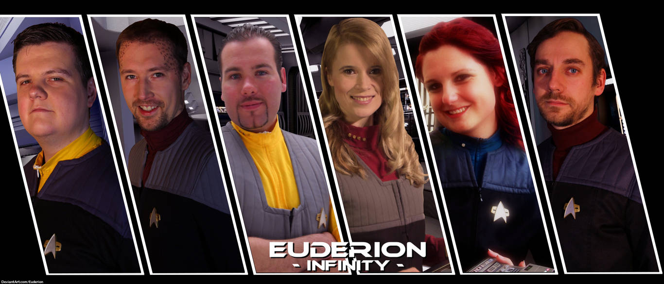 Euderion Infinity Crew (original) by Euderion