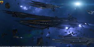 Cerberus Command Dreadnought