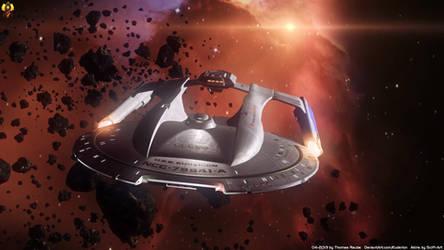 Star Trek USS Euderion by Euderion